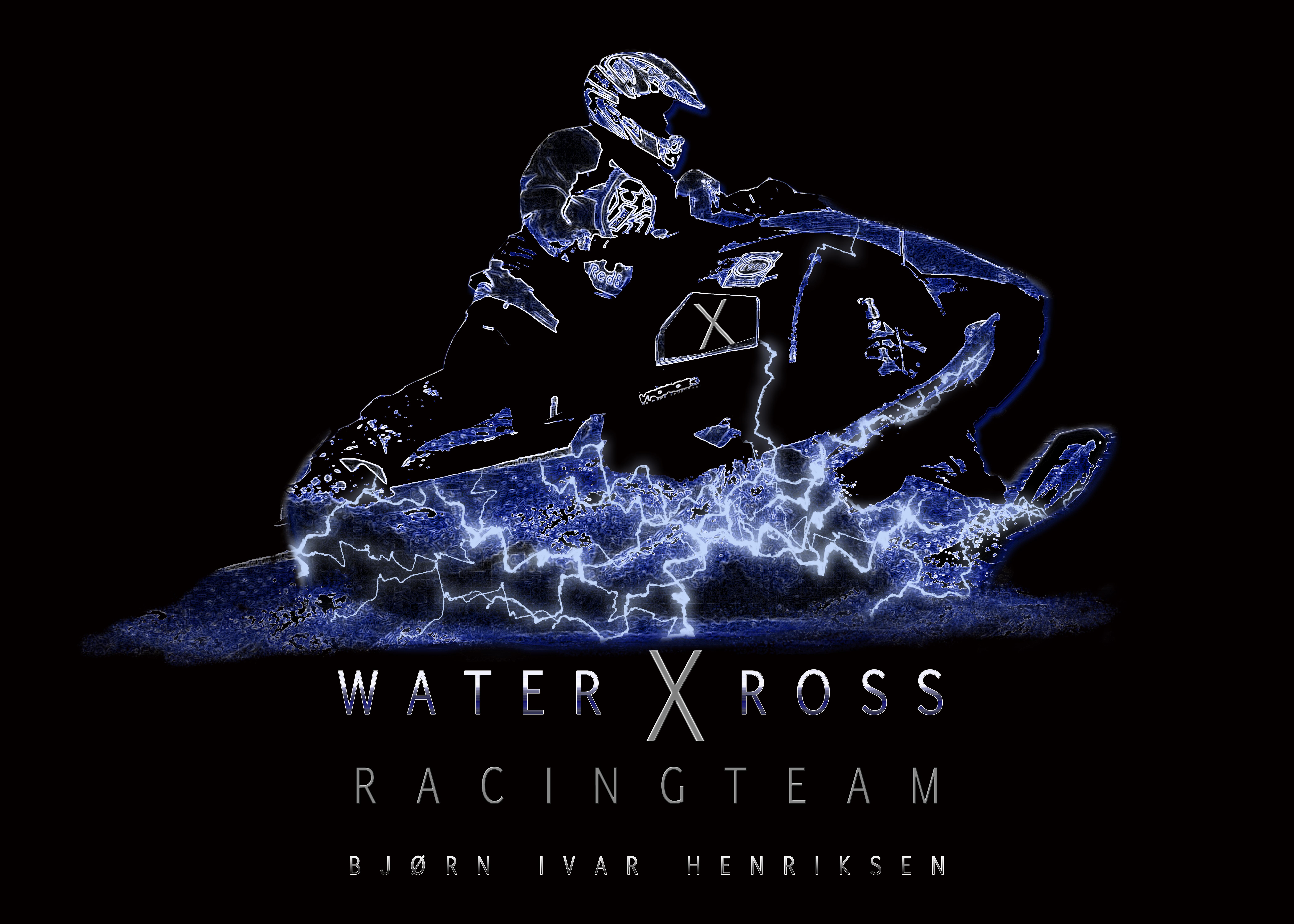 Logo Waterxross racingteam