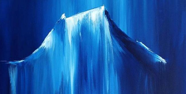 Isfjellet