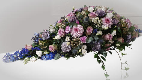 Lilje Rosa blomster