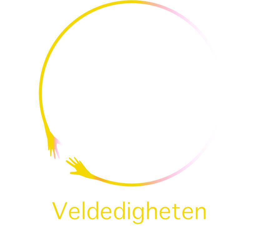 Logo veldedigheten