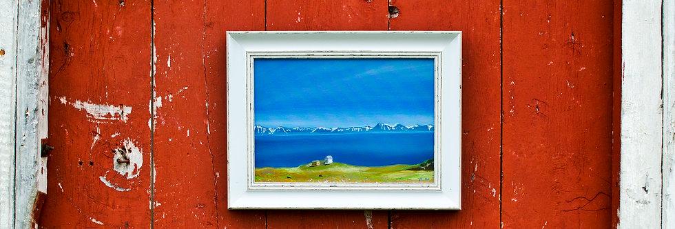 Hasvik -Maleri | Oil on canvas