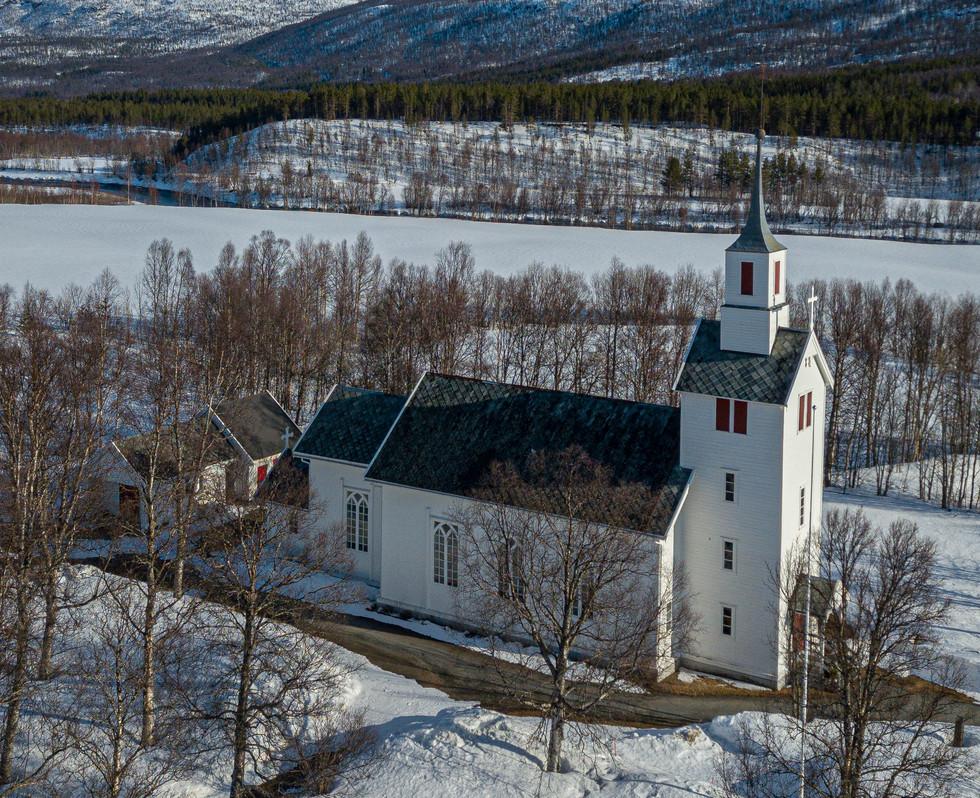 Øverbygd kirke