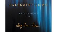 """Velkommen til salgsutstilling på """"Café InkluSiv"""" på Storsteinnes"""