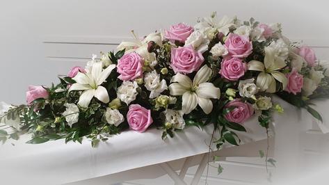 Lilje rosa