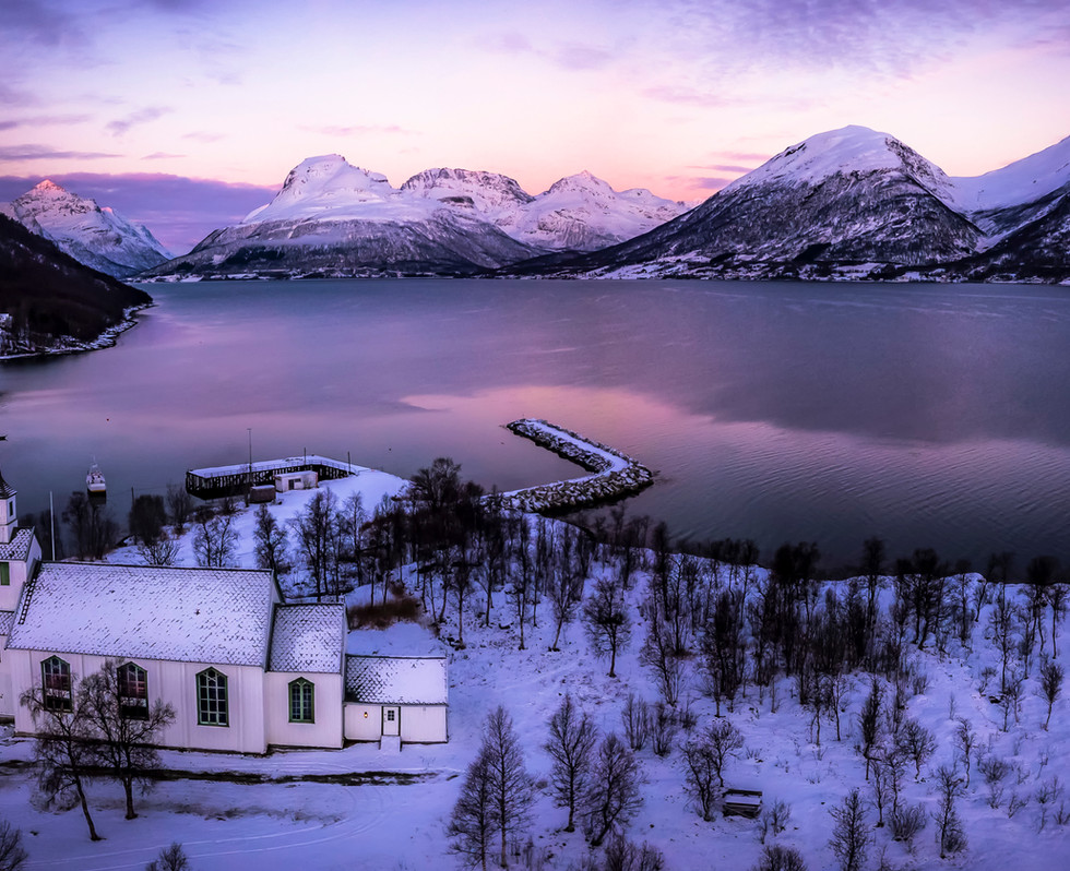 Balsfjord kirke