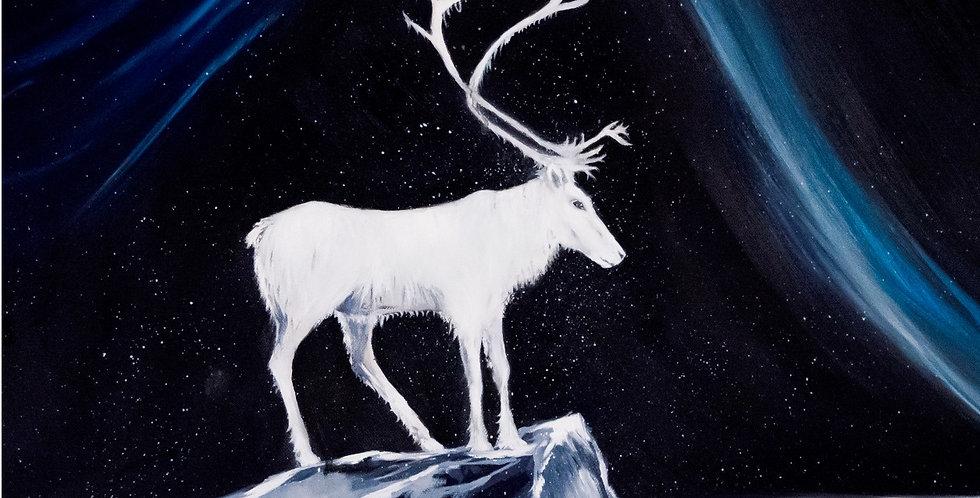 Gabba - Den hellige hvitrein | Gabba holy white reindeer