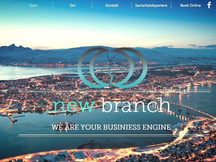 Logo og hjemmeside