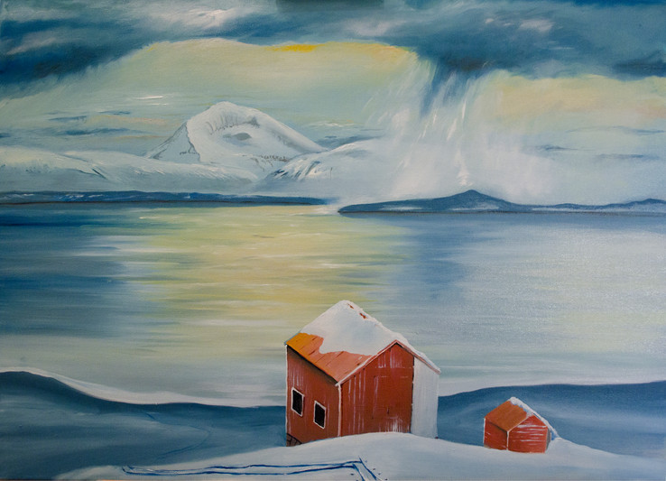 Snøen forlater Tromsø