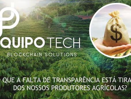 QuipoTech leva aplicação para o agro para o Blockchain Connect