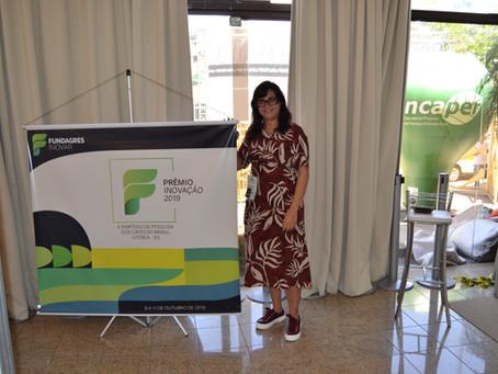 Fundagres Inovar premia pesquisas inovadoras no X Simpósio de Pesquisa dos Cafés do Brasil
