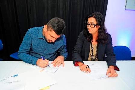 Fundagres Inovar assina termo de parceria com a Fundação de Apoio à Escola Técnica