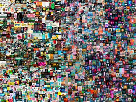NFT - A tecnologia que está revolucionando o mercado da arte