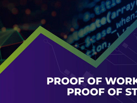 Proof of Work vs. Proof of Stake: diferenças entre blockchains