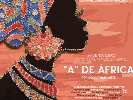 Programação especial para o mês da Consciência Negra no Museu do Artesanato