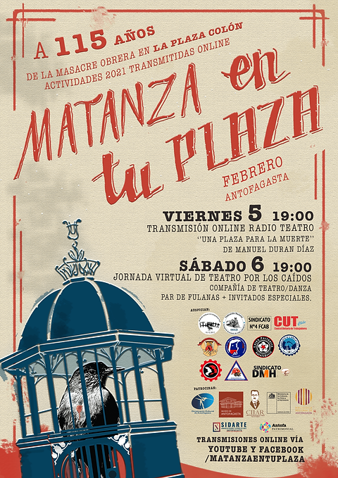 Matanza en tu Plaza 2021 Antofagasta-min
