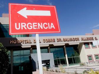 Ex presidente de Cobreloa lleva 17 días hospitalizado