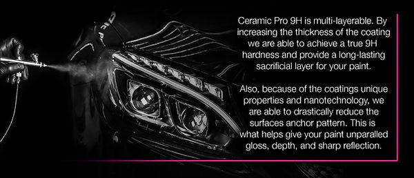 Wicked Auto Detailing Ceramic Pro Installer