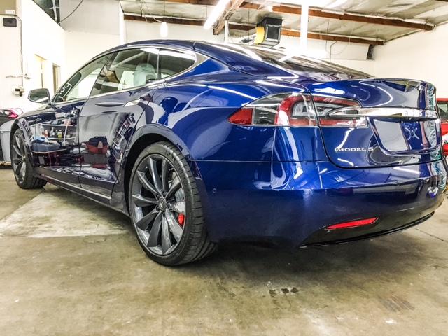Wicked Auto Detailing Tesla