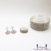 Classic Competition Jewelry Set