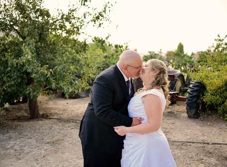 Debbie + Mike || Meridell Park Pocatello || September