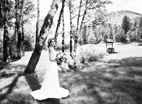 Brides in Black & White