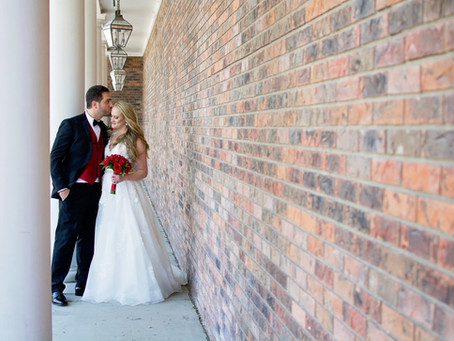 Heather + George || St. Anthony Church || Red Lion Hotel Pocatello || May