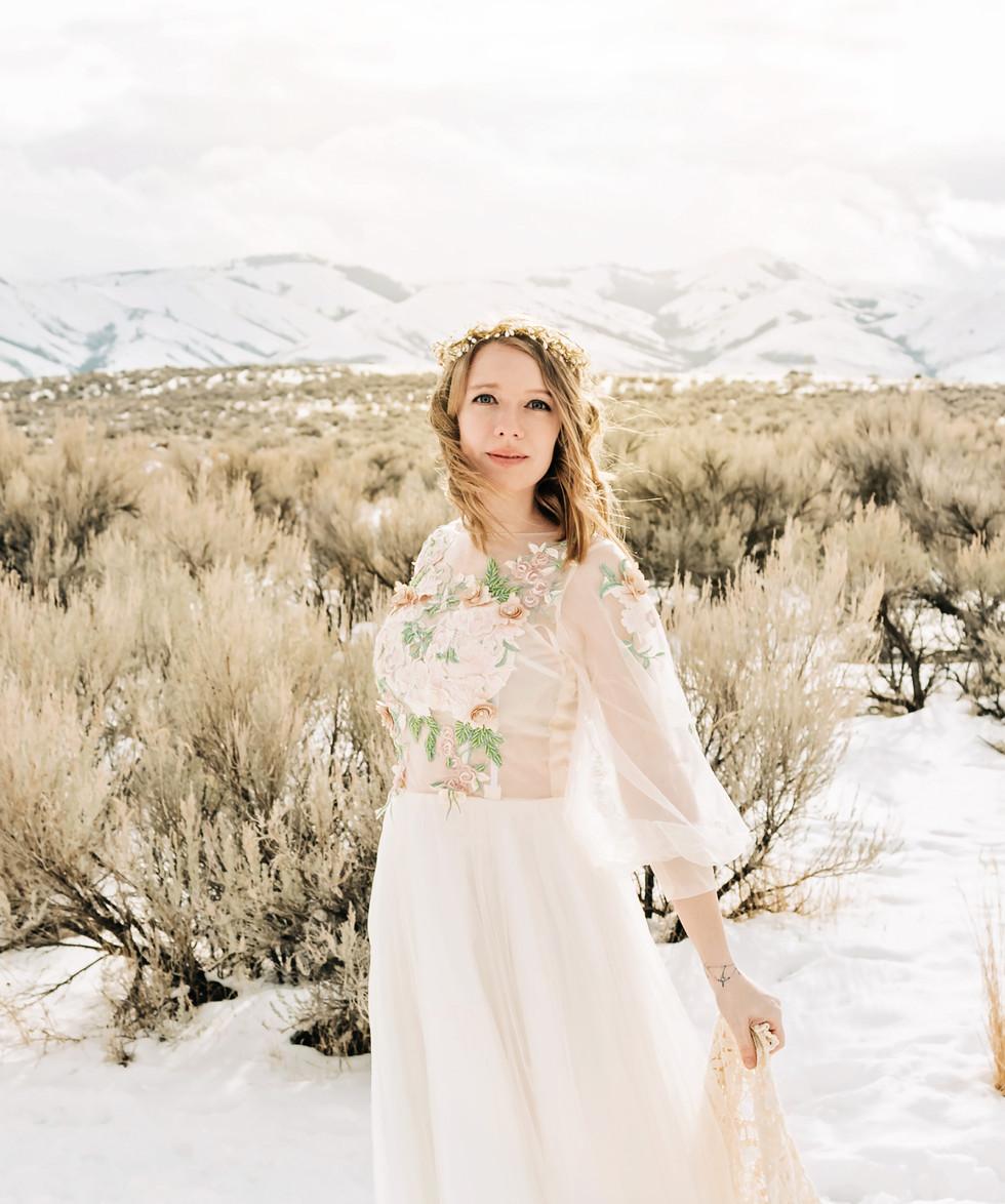 winter wedding 2021