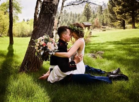 Pocatello + SE Idaho Backyard Wedding Help