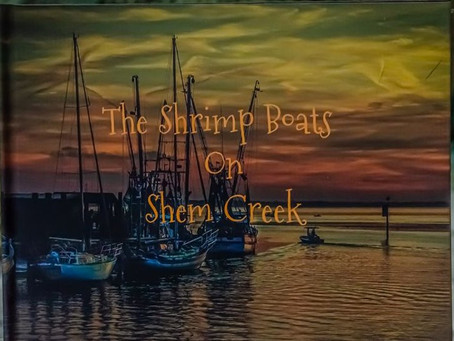The Shrimp Boats of Shem Creek