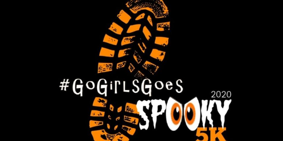 2020 Go Girls Goes Spooky Virtual 5K