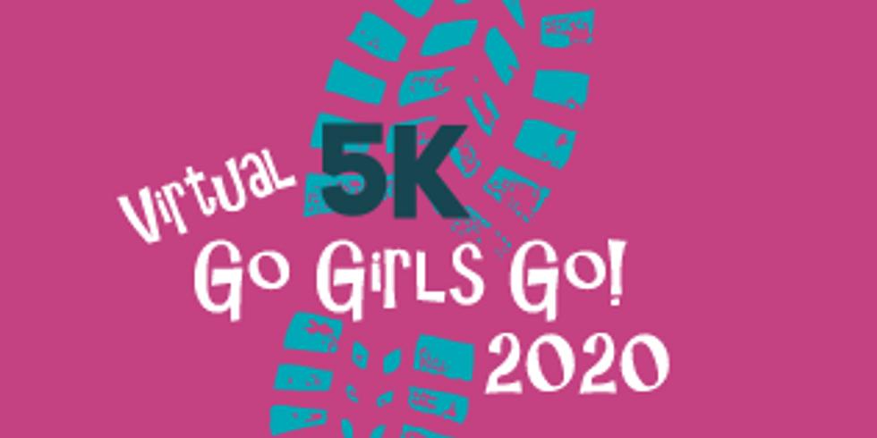 2020 Go Girls Go Virtual 5k