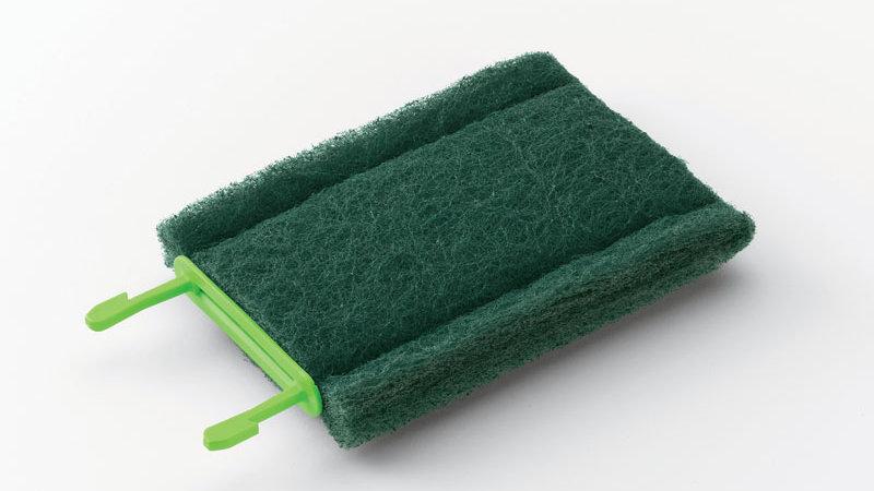 Scotch-Brite™ Medium Duty Green Cleaning Pad 902