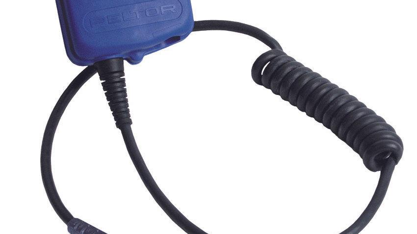 3M™ PELTOR™ PTT Adapter, FL5218-FM, Motorola MTX, FM Approved