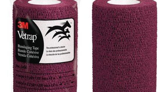 3M™ Vetrap™ Bandaging Tape, 1410BU Burgundy