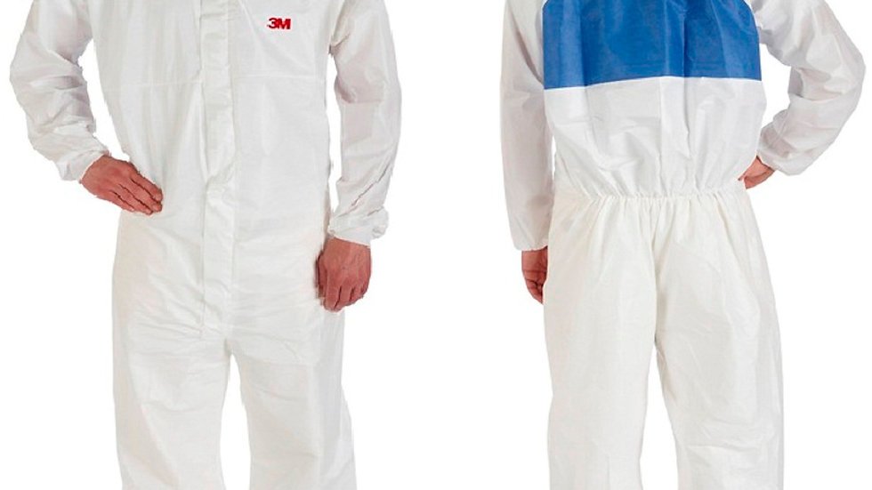 3M™ Disposable Protective Coverall 4540+CS-BLK-3XL, 25 EA/Case