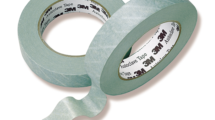 3M™ Comply™ Lead Free Steam Indicator Tape 1355, 18MM