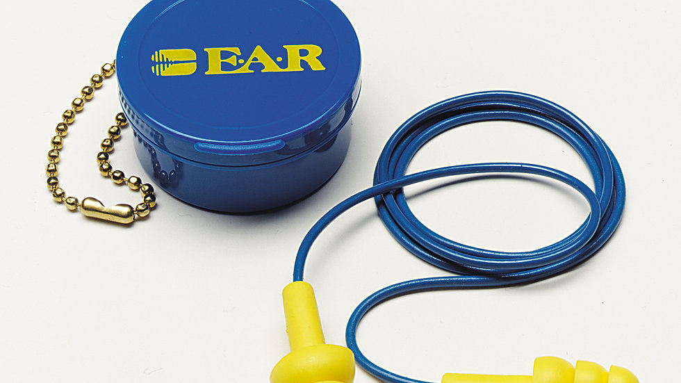 3M™ E-A-R™ UltraFit™ Earplugs 340-4002, Corded, Carrying Case, 200