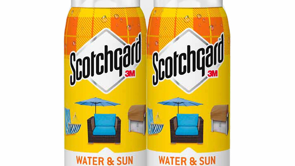 Scotchgard™ Water & Sun Shield with UV Protector 2-pack