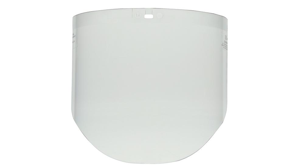 3M™ Clear Propionate Faceshield W96, 82700-00000, Molded 10 EA/Case