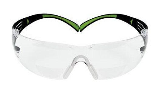 3M™ SecureFit™ Protective Eyewear SF415AF, Clear Lens, +1.5 Diopter, 20 EA/Case