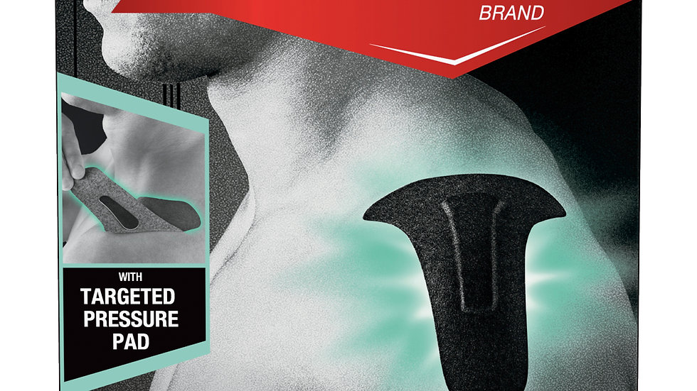 ACE™ Kinesiology Shoulder Support 900132, One Size