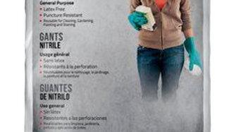3M™ Nitrile Gloves, 90011, Medium, 10/cs