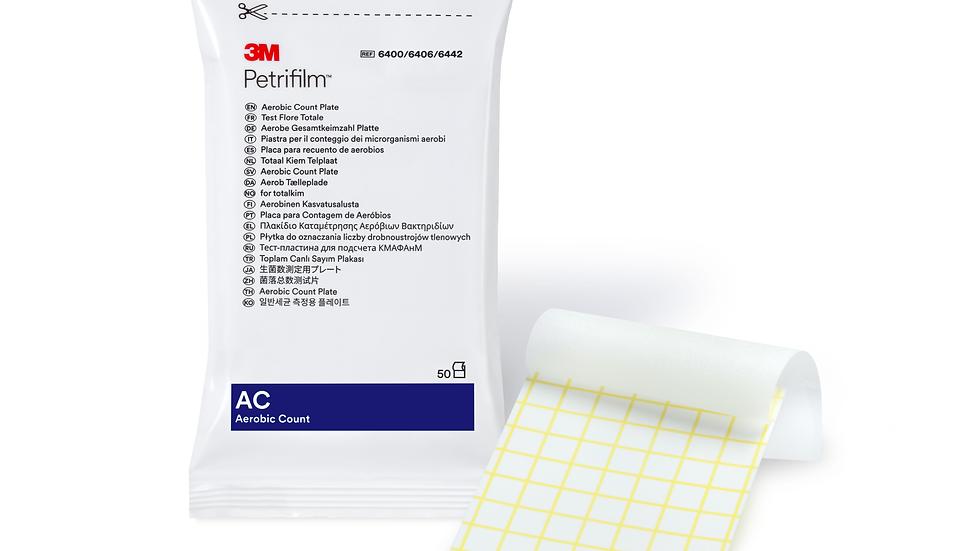 3M™ Petrifilm™ Aerobic Count Plates 6406, 1000 Each/Case