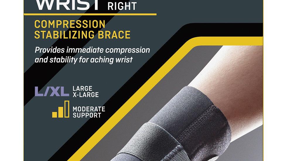 FUTURO™ Compression Stabilizing Wrist Brace, 48402ENR