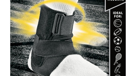 ACE™ Sport Deluxe Ankle Stabilizer, 901008, Adjustable