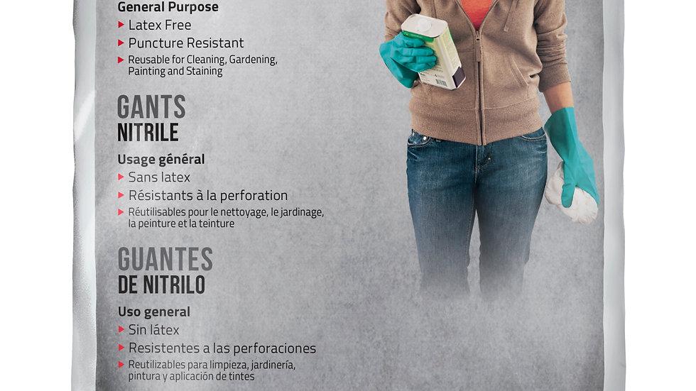 3M™ Nitrile Gloves, NitrMP1-DC, Medium, 10/case