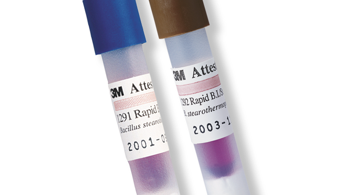 3M™ Attest™ Rapid Readout Biological Indicator 1292-Sfor Steam Sterilization