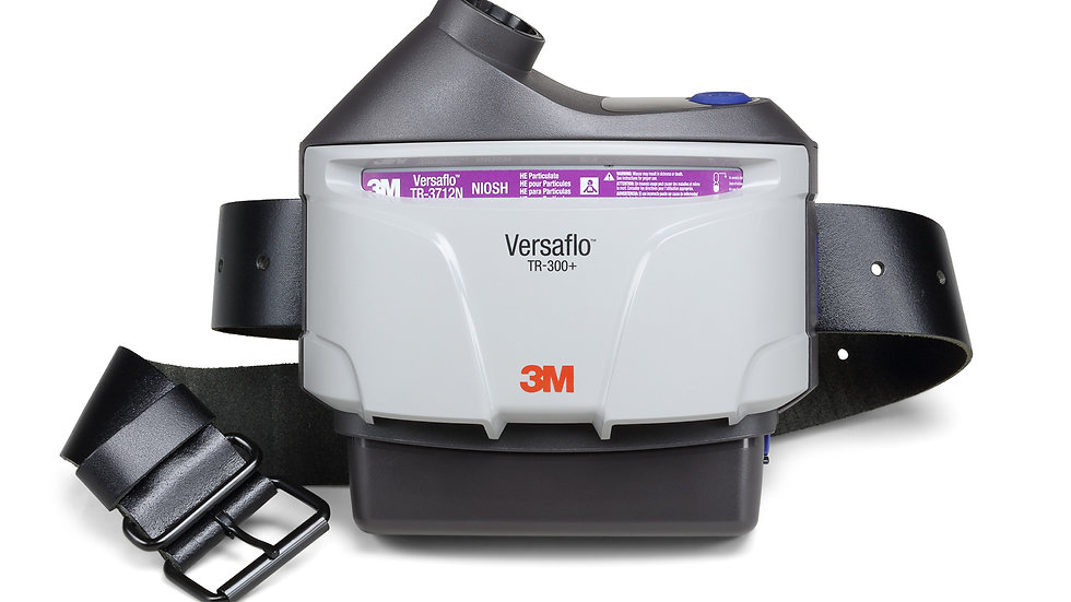 3M™ Versaflo™ PAPR Assembly TR-306N+, with High Durability Belt and High
