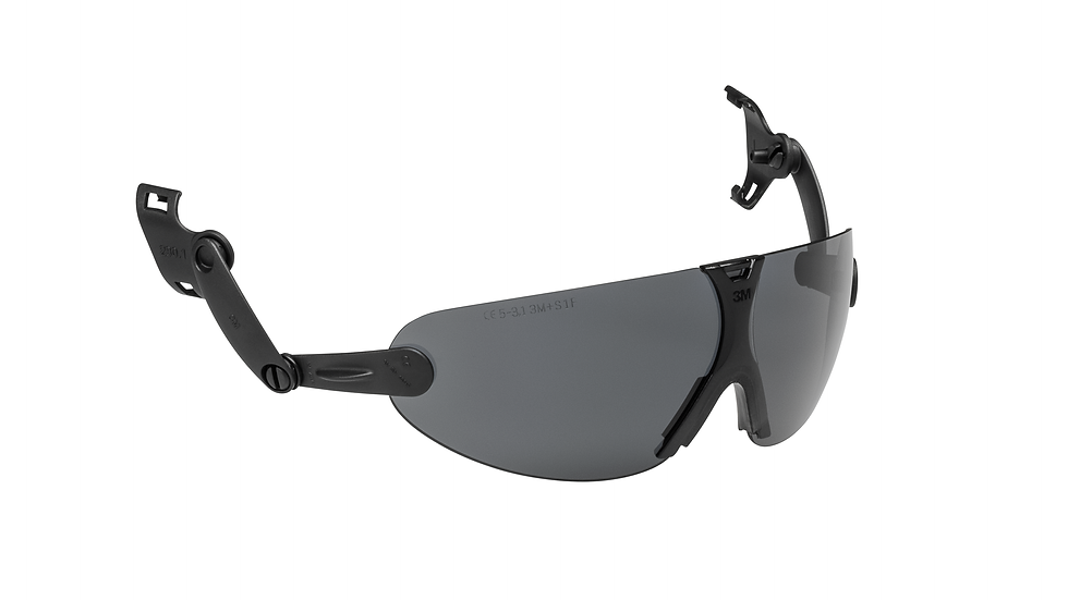 3M™ Integrated Protective Eyewear V902AF Gray Anti-fog Lens, 20/cs