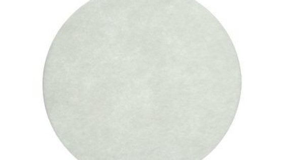 3M™ Carpet Bonnet Pad, White, 18 in 5/Case
